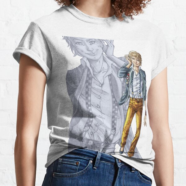 Marionettes in the Mist - Kaden (Wolf Shifter) 3 Classic T-Shirt