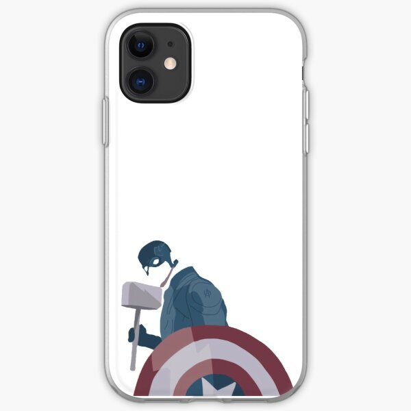 Worthy. (Without Words) iPhone Soft Case