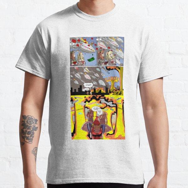 Desperté medios muriendo 2 Camiseta clásica