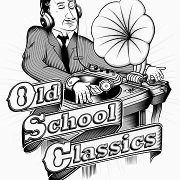 Old School Classics by Gengis