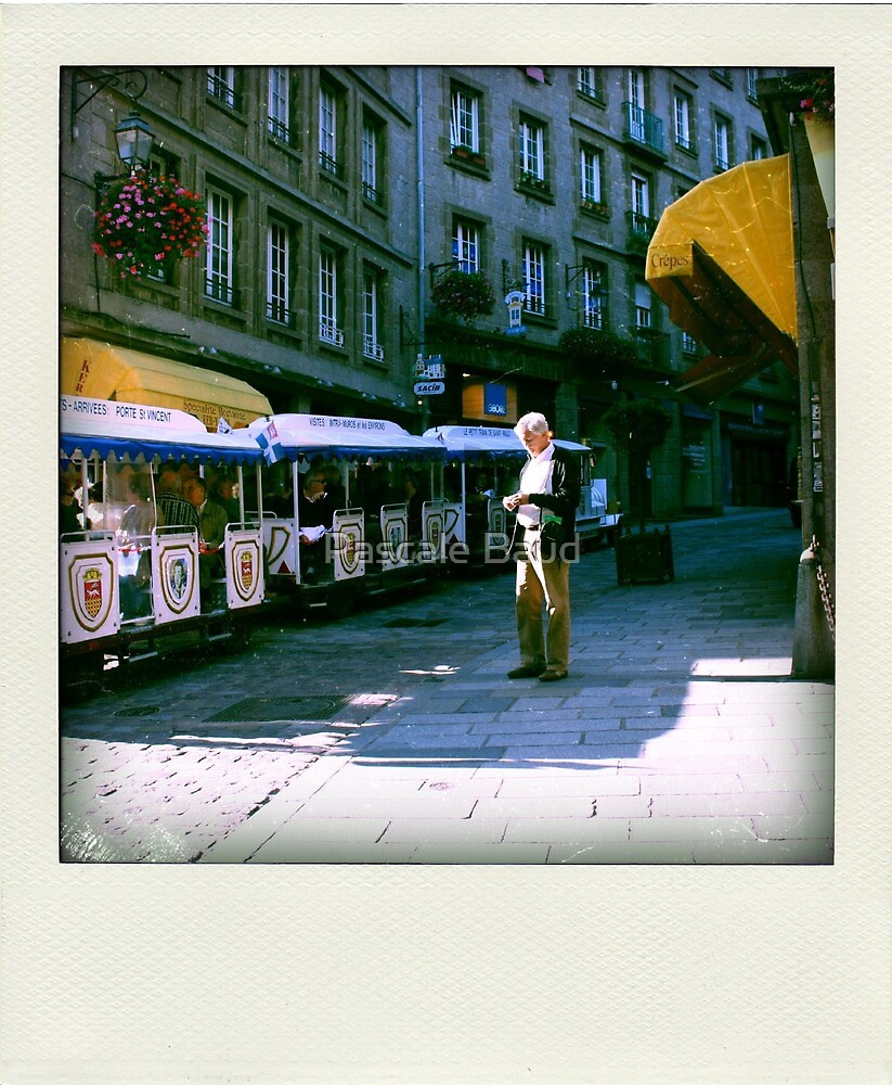Faux-polaroids - Travelling (50) by Pascale Baud