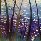 Afternoon light on the river by Clare McCarthy