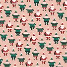 Toy Factory 02 (Patterns Please) by lalainelim