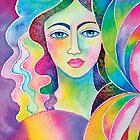 Pretty Mermaid by Karin Zeller