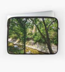 Waller Creek at The University of Texas at Austin Laptop Sleeve