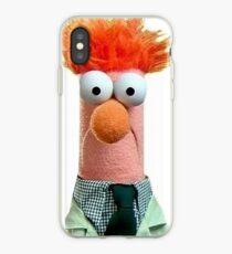 Becherglas Muppet iPhone-Hülle & Cover
