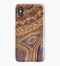 Samarkand Gold, Silk Road iPhone Case
