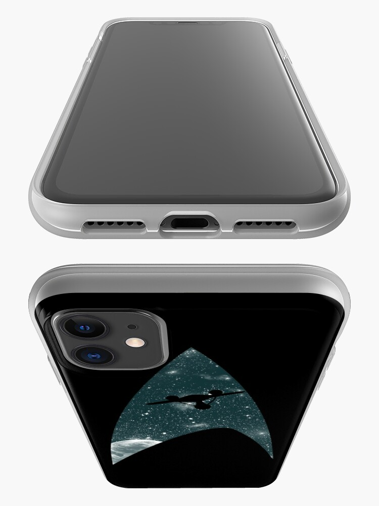 Alternate view of Space the final frontier iPhone Case & Cover