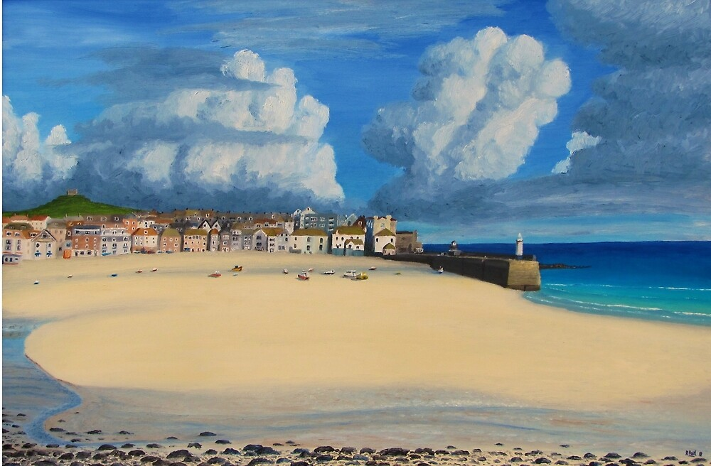 St Ives by Richard Paul