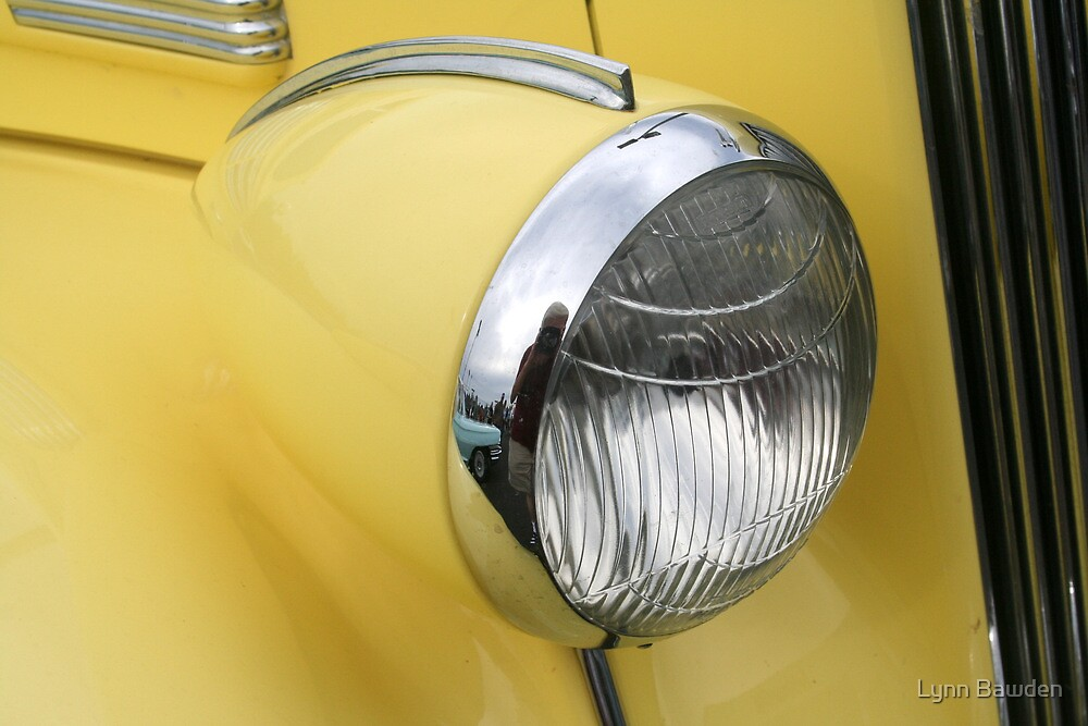 """Headlight"" by Lynn Bawden"