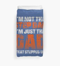 Step Dad Duvet Covers Redbubble