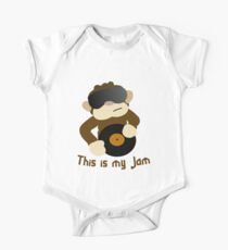 This is my Jam One Piece - Short Sleeve