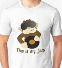 This is my Jam Unisex T-Shirt