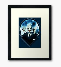 The Gentlemen: Buffy The Vampire Slayer  Framed Print
