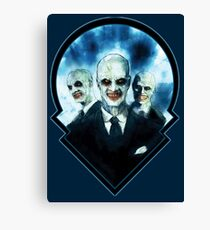 The Gentlemen: Buffy The Vampire Slayer  Canvas Print