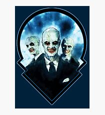 The Gentlemen: Buffy The Vampire Slayer  Photographic Print