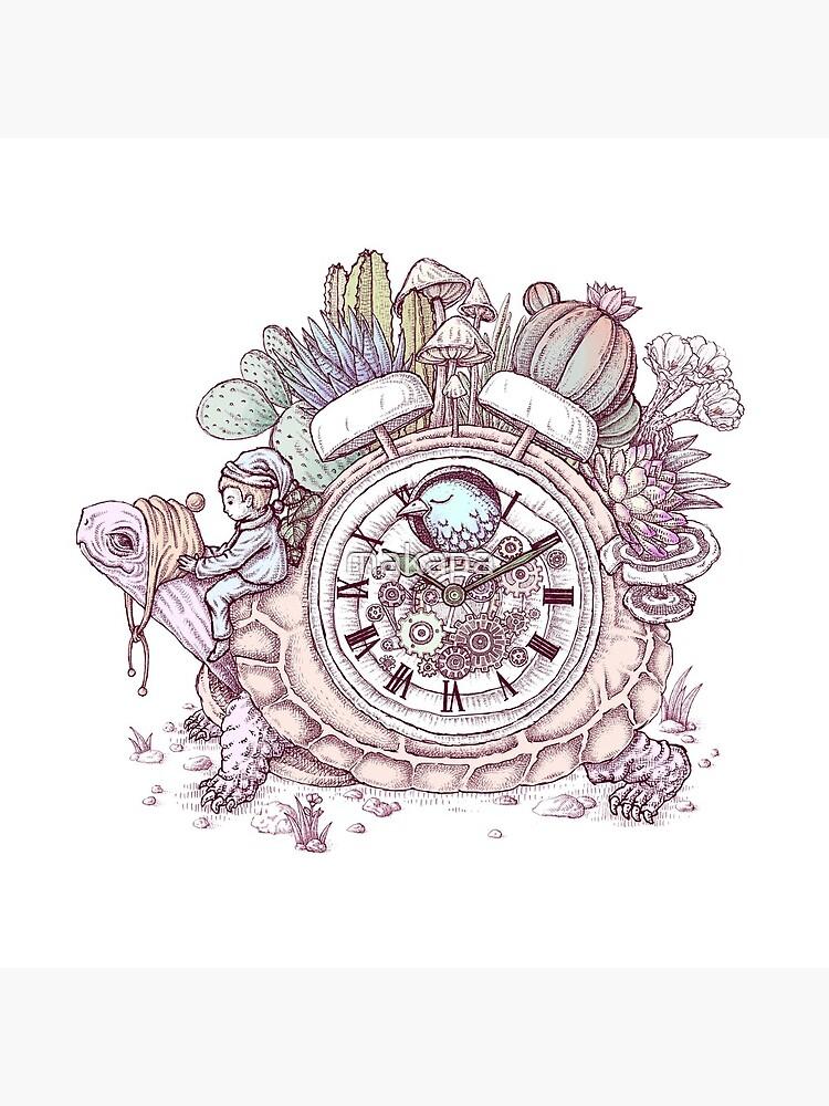 slow alarm clock by makapa