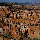 Sunset Point ~ Bryce Canyon by Anne-Marie Bokslag