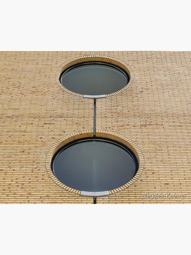 Circular - bricks by marjoleink