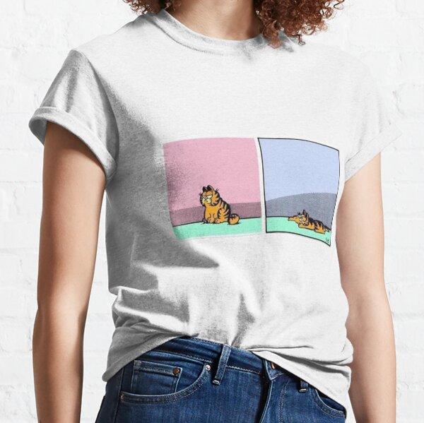 Garfield Melt Classic T-Shirt