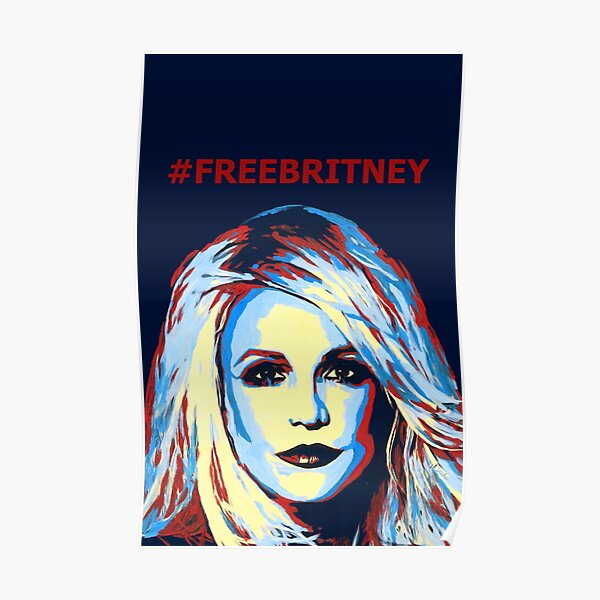 FREEBRITNEY Poster