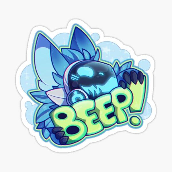 BEEP Sticker