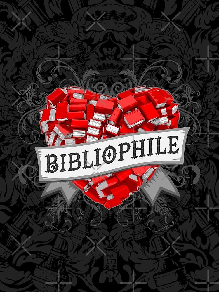 Bibliophile Heart by GrandeDuc