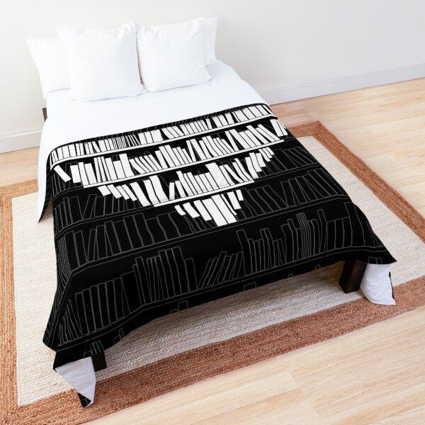 Book Lover Comforter