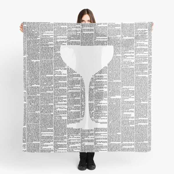 The Great Gatsby Scarf