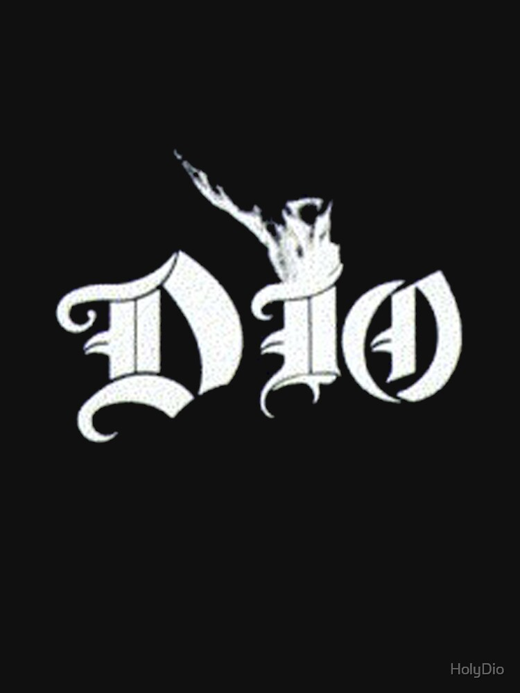 Ronnie James Dio Logo | Unisex T-Shirt