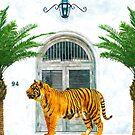 «94 #Pintura tropical #vida silvestre» de 83oranges