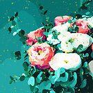 «Floral y Confeti #digitalart #floral» de 83oranges