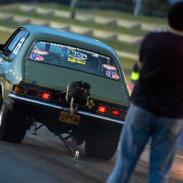 Holden Torana Drag Car by inmotionphotog