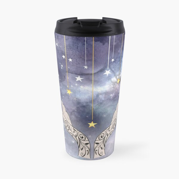 Falling Stars Travel Mug