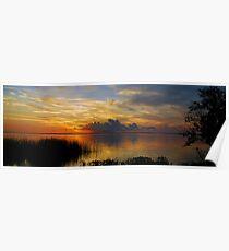Sunset Panorama 2527-30 Poster