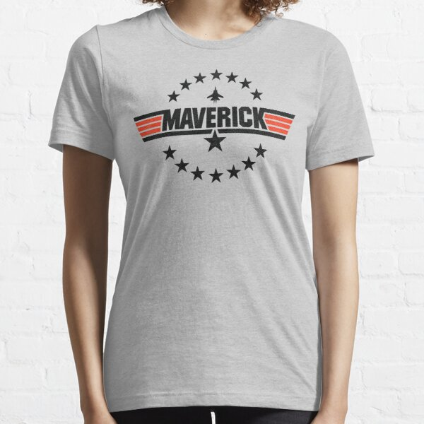 Maverick - Distressed (Aged) Essential T-Shirt