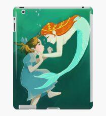 Wet iPad Case/Skin