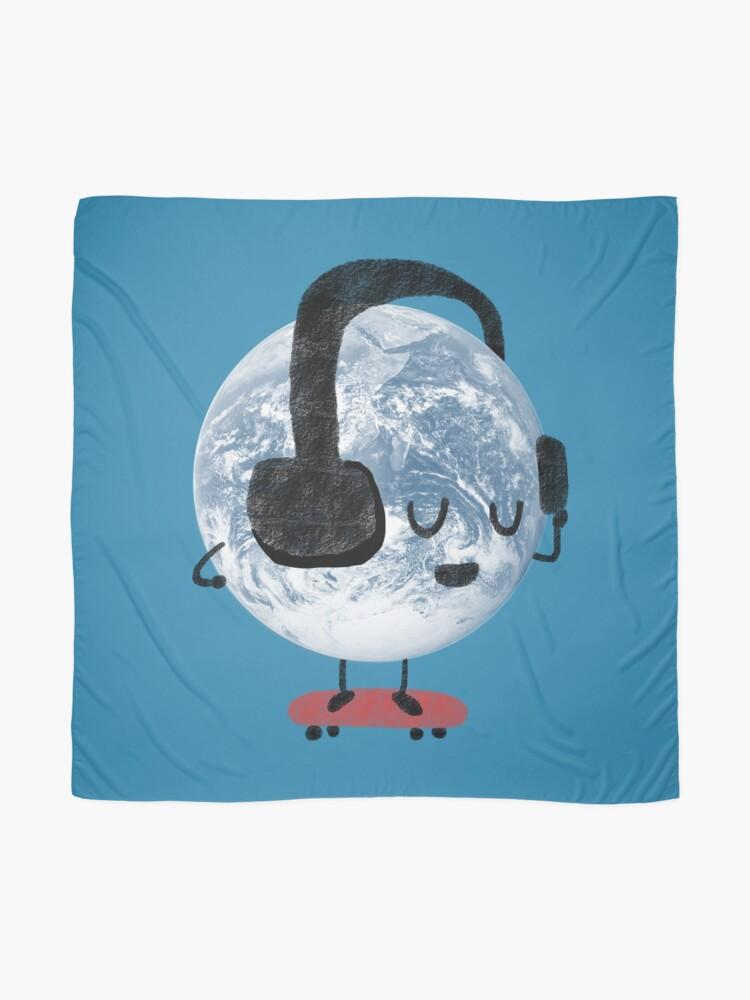 Alternate view of World Music Scarf