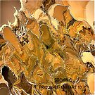 ( BROWN  C )  ERIC WHITEMAN ART  by eric  whiteman