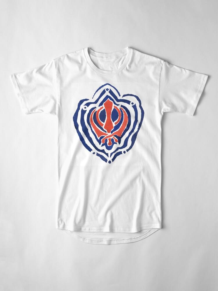 Alternate view of ADI SHAKTI  Long T-Shirt