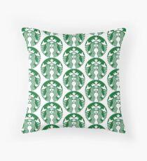 NEU Starbucks Coffee Logo Design Bodenkissen