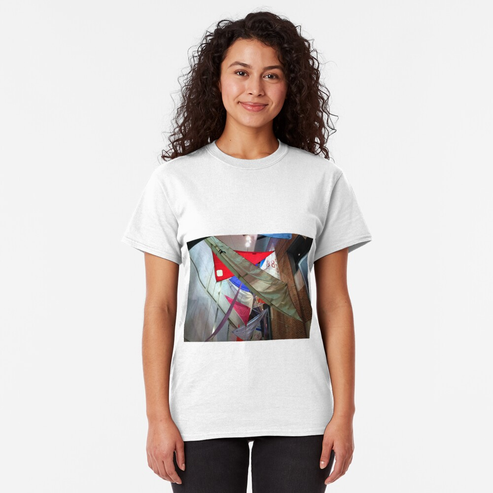 Sailing in the RSC Classic T-Shirt