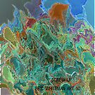( SCREW UP )  ERIC WHITEMAN  ART   by eric  whiteman