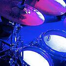 Drummer's Light by MaryGerken