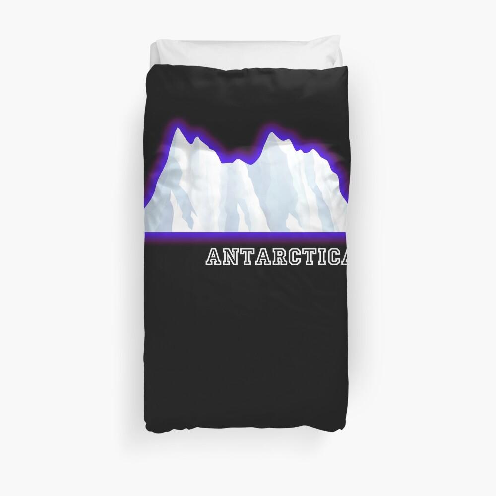antarctica Ice and Snow Bettbezug
