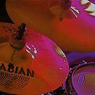 Sabien Cymbal by MaryGerken
