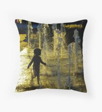 Sweet relief Throw Pillow