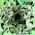 ( BIANCA GREEN  EYES  )  ERIC WHITEMAN ART   by eric  whiteman
