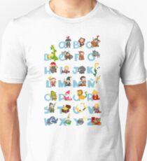 ABC medieval (spanish) Unisex T-Shirt
