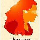 OUTCAST - HORIZON ZERO DAWN by TwistedBeard